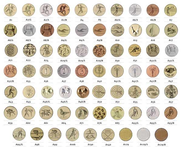 auhinnad medalid embleemid