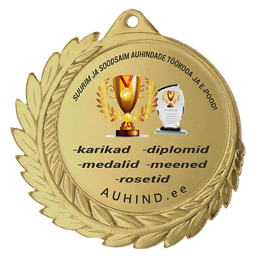 auhinnad medal medalid trükk trükkimine